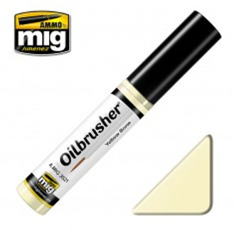 Oilbrusher - Yellow Bone