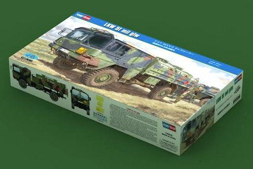 LKW 5t mil glw German MAN-5 Tank Truck