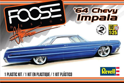 Chevorlet Impala 64 Foose