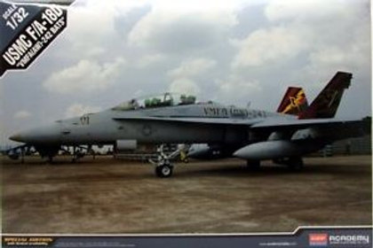 """USMC F/A-18D """"VMFA(AW)-242 Bats"""""""