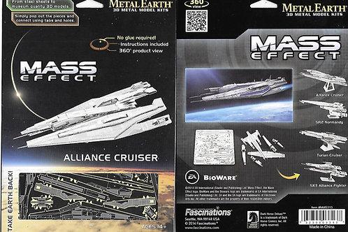 Mass Effect Alliance Cruiser