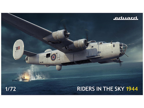 Raiders In The Sky Liberator GR Mk V (Limited Edition)