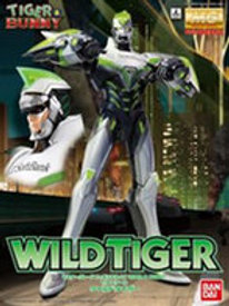 Wild Tiger from Tiger & Bunny