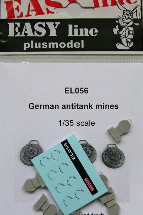 German Antitank Mines