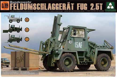 Feldumschlaggerat Fug 2.5T (4in1)
