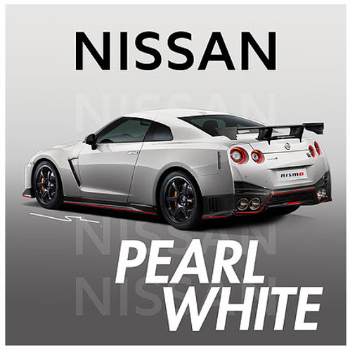Splash Paints - Nissan Pearl White