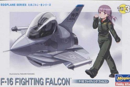 F-16 Fighting Falcon Eggplane