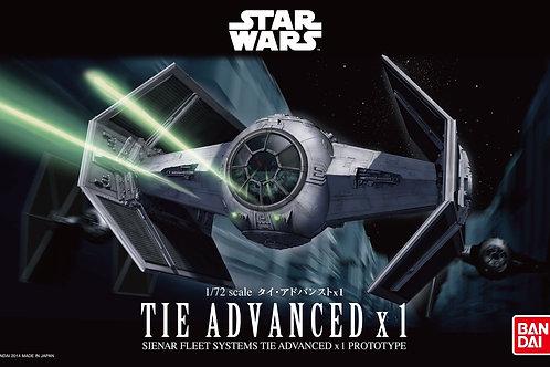 Tie Fighter Advanced X1 + Extras
