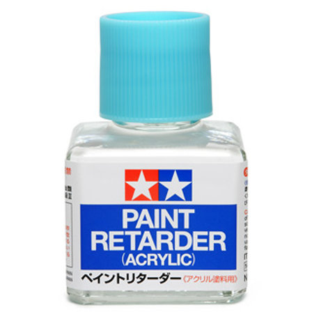 Paint Retarder for Acrylics by Tamiya