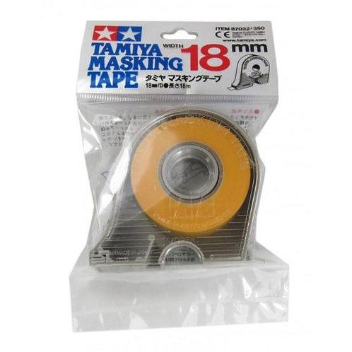 Tamiya Masking Tape w Dispenser - 18mm