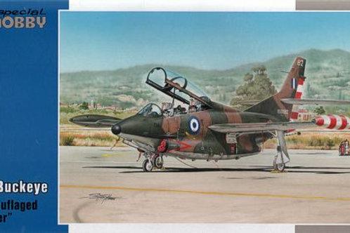 US T-2 Buckeye Camouflaged Trainer
