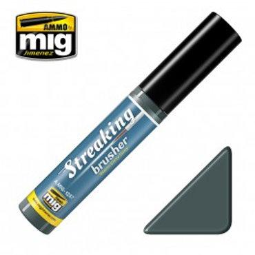 Streaking Brusher - Warm Dirty Grey