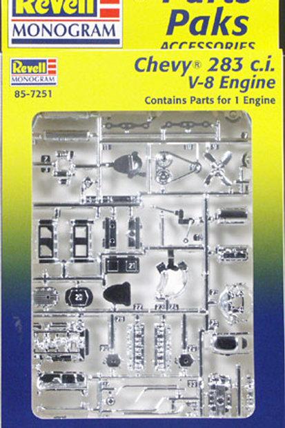 Chevy 283 c.i. V8 Engine