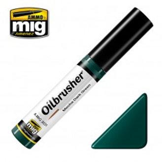 Oilbrusher - Mecha Dark Green