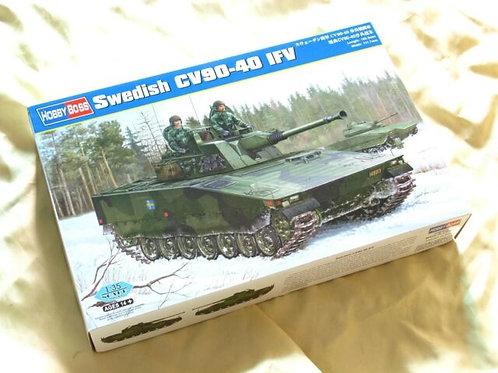 Swedish CV90-40 IFV