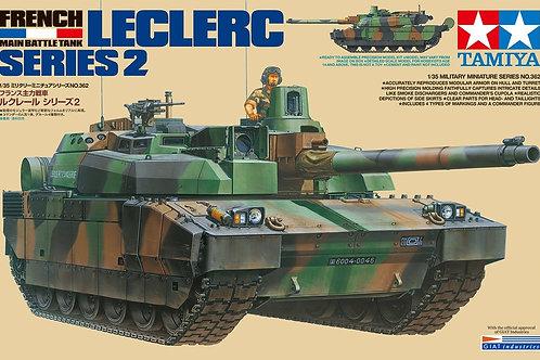 French Main Battle Tank Leclerc Series 2