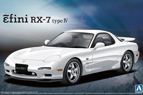 Mazda efini RX-7 Type IV