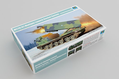 M270/A1 Multiple Rocket Launch System Finland/Netherlands