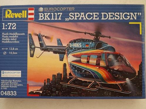 "Eurocopter BK117 ""Space Design"""