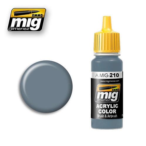 Ammo Acrylic Color Gray Blue FS35237
