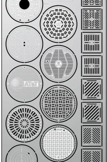 Phoetech Manhole covers