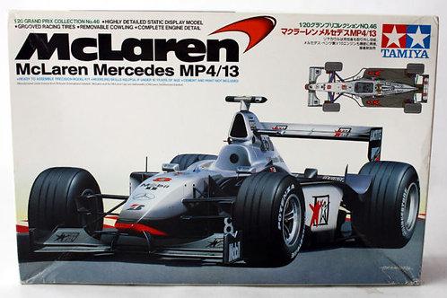 Mclaren Mercedes MP4/13 + Extras