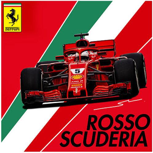Splash Paints - Ferrari Rosso Scuderia