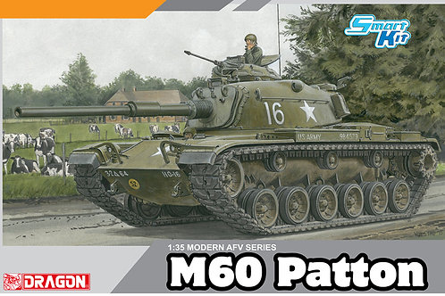 US M60 Patton MBT