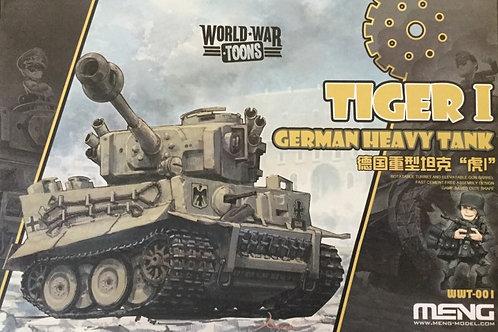 Tiger I (World War Toons)