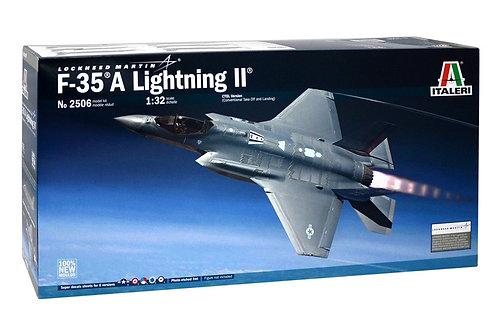 F-35a Lightning II (ctol version)