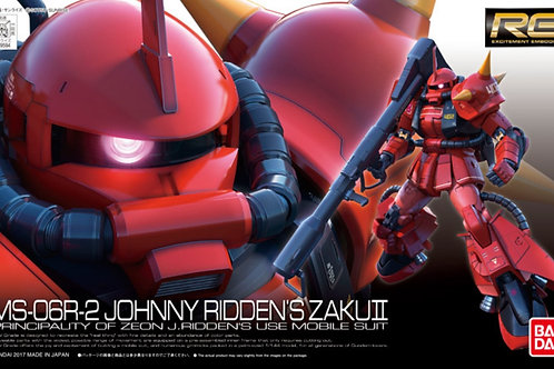 MS-06R-2 Johnny Ridden's Zaku II (RG26)
