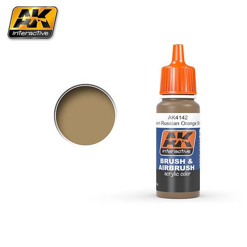 AK Interactive Orange Brown - AK4142