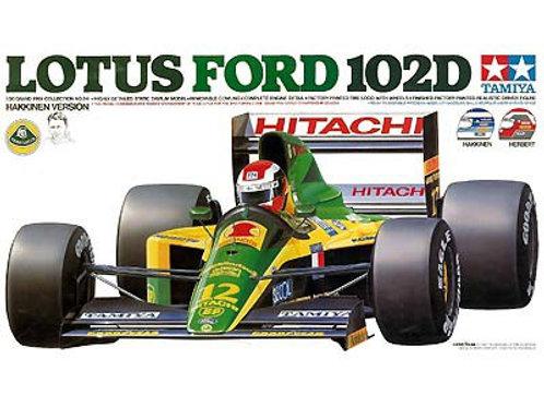 Lotus F1 102D Ford Hakkinen Version