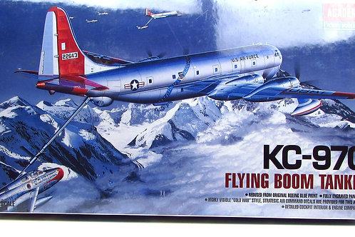 KC-97G Flying Boom Tanker