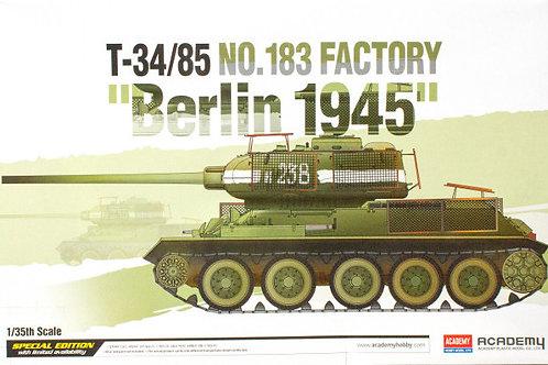 """T34/85 183 Factory """"Berlin 1945"""""""