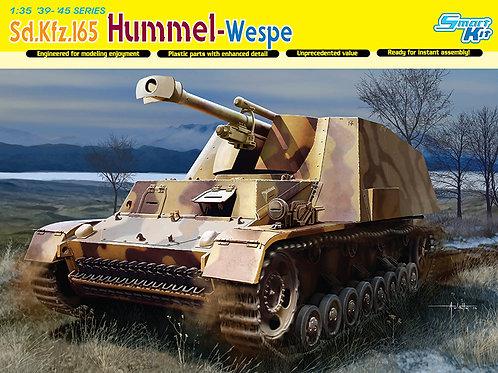 Sd.Kfz.165 Hummel-Wespe