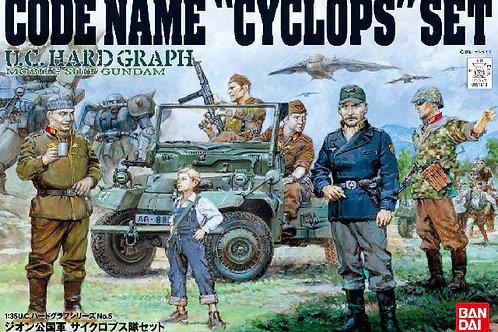 Cyclops Team Set UCHG