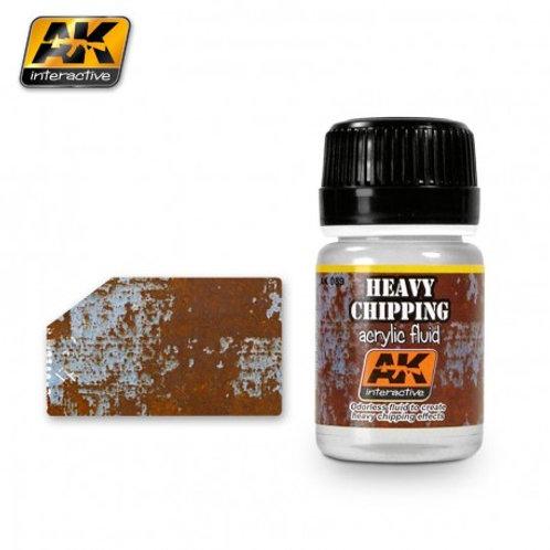 AK Heavy Chipping Acrylic Fluid AK089