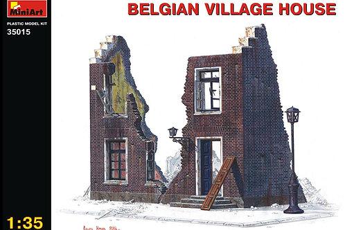 Belgian Village House