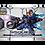 Thumbnail: Shilouette Sisquiede Titans Colors CD Cross