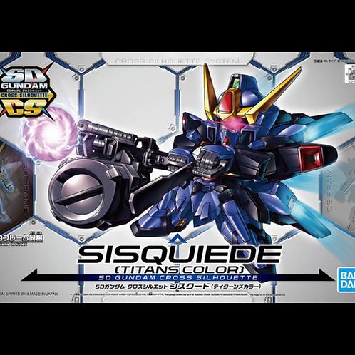 Shilouette Sisquiede Titans Colors CD Cross