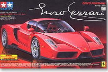Ferrari F60 Enzo Rosso Corsa + Extras