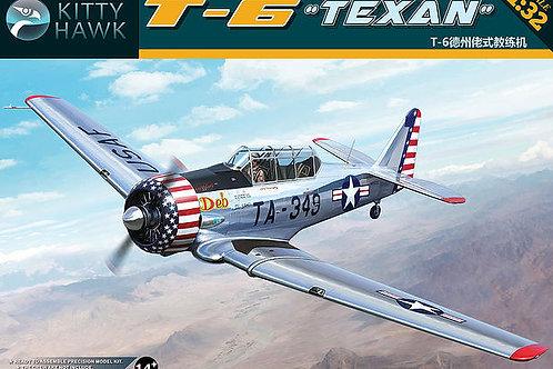 T-6 Texan + Extras