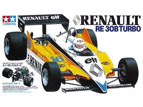 Renault F1 RE 30B Turbo