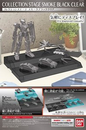 Collection Stage base for displaying figures