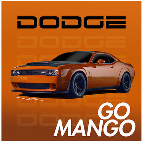 Splash Paints - Dodge Go Mango