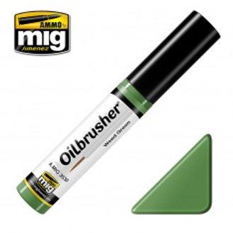 Oilbrusher - Weed Green
