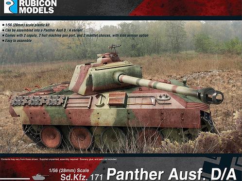 Panther Ausf D/A