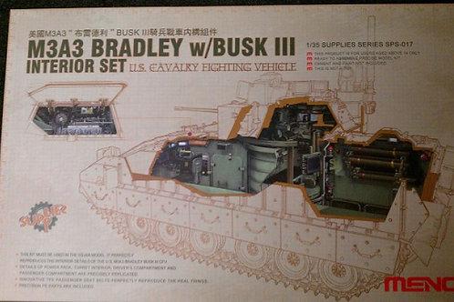 M3A3 Bradley w/BUSK III Interior set