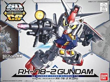 RX-78-2 Gundam - SD Gundam Cross Silhouette